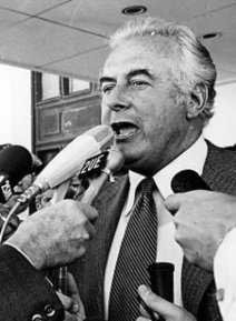 an overview of the whitlam dismissal essay Overview legal limits explores the uneasy recent restrictions upon freedom of speech and the role of constitutional conventions in the whitlam dismissal.