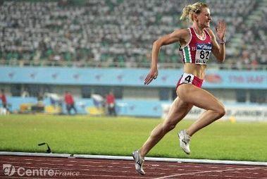 Athlétisme: la championne d'Europe bulgare Naimova suspendue à ... - lepopulaire.fr | TOP | Scoop.it