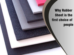 Why Rubber Sheet is the first choice of people | Rubber Flooring | Scoop.it