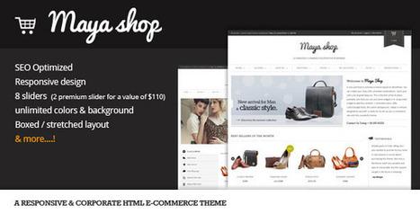 Flexible e-Commerce Wordpress Theme | Free Wordpress Themes | Scoop.it