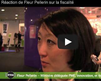 Fleur Pellerin veut une taxe Internet pour 2014 | MusIndustries | Scoop.it