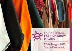 YOJ by Laura Strambi; una capsule per ilFair&Ethical Fashion Show | Moda Sostenibile | Scoop.it