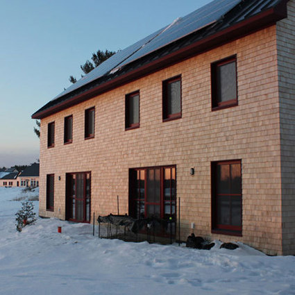 Our First Winter in a High-Performance Energy-Efficient Home | iData Insights | Scoop.it