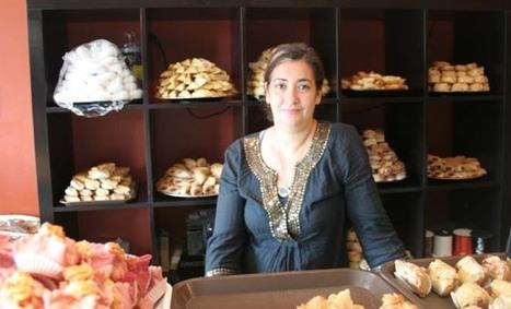 Le Palais des Sultans revisite la pâtisserie orientale - PARIS 19e | Actualités | Scoop.it