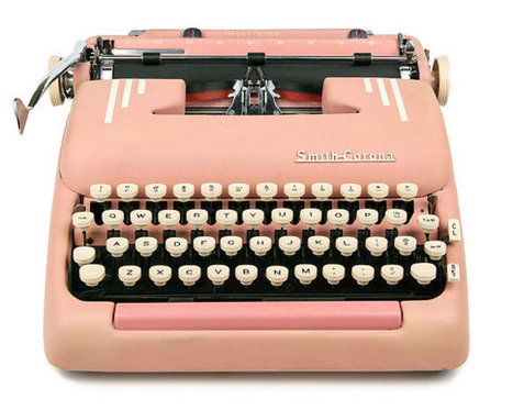 Corona Typewriter | Life@ Gingham Country | Scoop.it