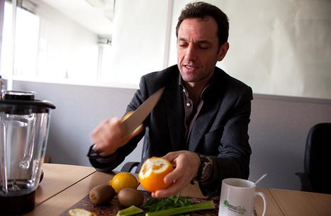 Recette bio : cuisinez un smoothie vert pour le plein de vitamines ! - consoGlobe (Inscription) | Végétarisme, santé et vie | Scoop.it