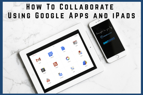 2 Collaborative Uses of Google Apps and iPads - Daily Genius | Education | Scoop.it