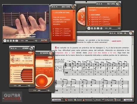 Método de Guitarra – Volumen II para nivel Intermedio | Métodos y Programas para aprender a tocar la Guitarra y la Música | Scoop.it