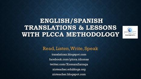English y Español   English Language   Scoop.it