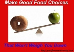 Fat Burning Foods vs. Weight Loss Diets - Your Fitness University | Eat Clean and Healthy | Scoop.it