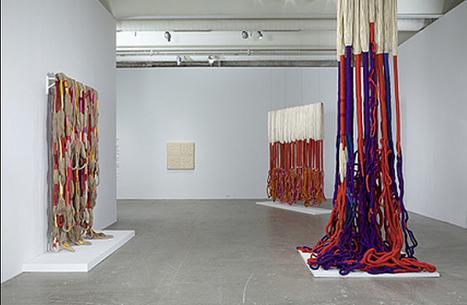 Sheila Hicks | Art Installations, Sculpture, Contemporary Art | Scoop.it