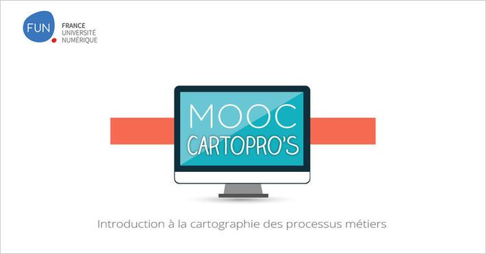 [Today] MOOC Introduction à la cartographie des processus métiers | MOOC Francophone | Scoop.it