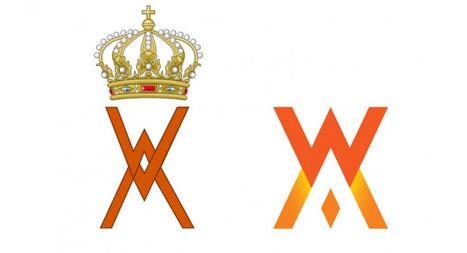 How To Create Modern Branding For The Monarchy...   Art for art's sake...   Scoop.it