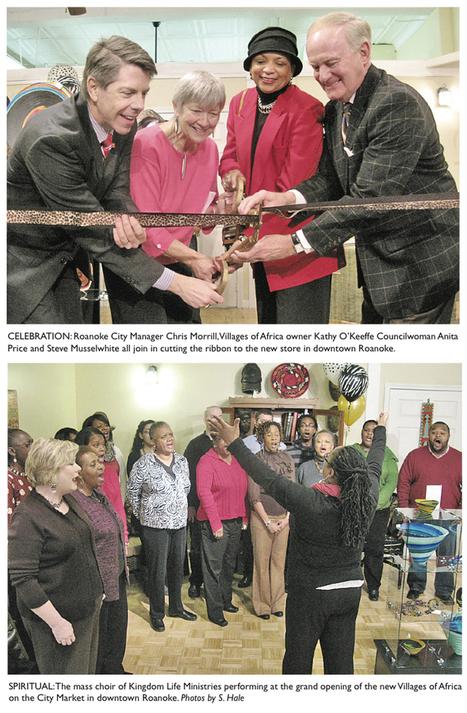 Binaba Shop cuts ribbon as Villages of Africa | economie ap | Scoop.it