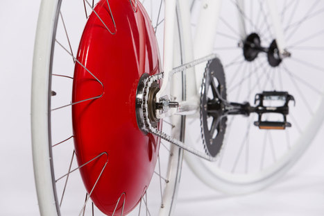 $700 wheel gives bicyclists a battery boost | Hot Technology News | Scoop.it