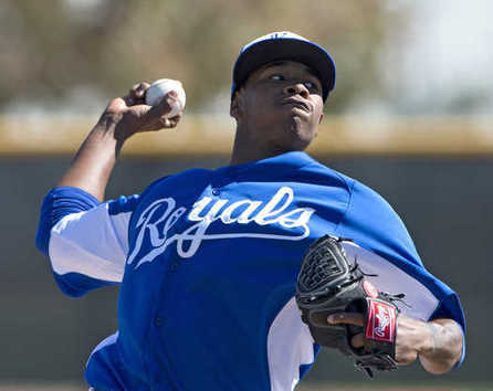 Royals think they might have an ace in Ventura - KansasCity.com | Kansas City Talk | Scoop.it