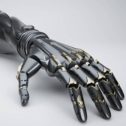 Les prothèses bioniques de Deus Ex deviennent réalité avec Open Bionics | News sur les Resaux Sociaux | Scoop.it