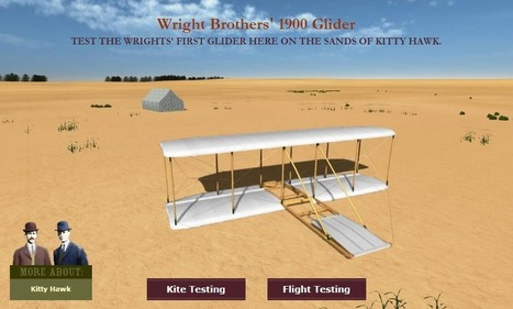 13 Online Exhibits About Air and Space Travel   Curriculum resource reviews   Scoop.it