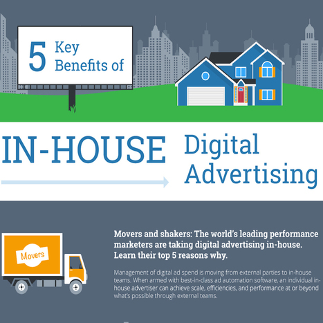 Benefits of In-House Digital Advertising | Social Media Today | Marketing in a Digital World | Scoop.it