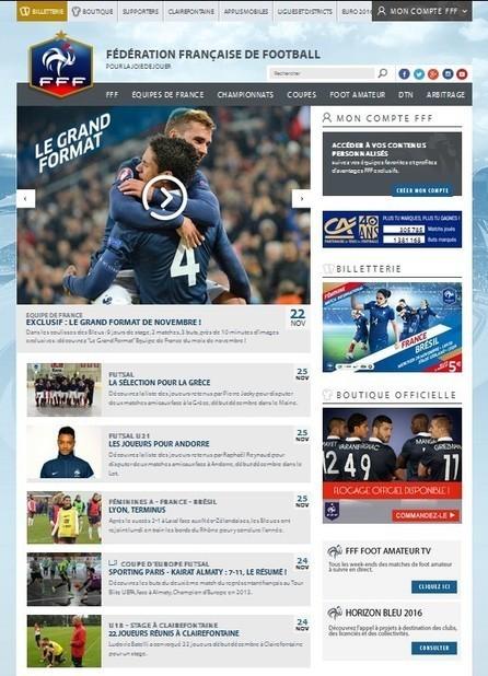 SPORT & DIGITAL, qui sont les meilleurs ? | Marketing Sportif | Scoop.it