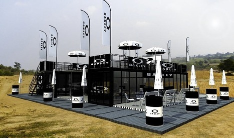 Oakley VIP Lounge @ ThaiMXGP - MOTOCROSS VIP LOUNGE EXPERIENCE | FMSCT-Live.com | Scoop.it