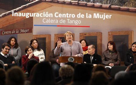 Presidenta: una de cada tres mujeres sufre violencia en su vida | Genera Igualdad | Scoop.it