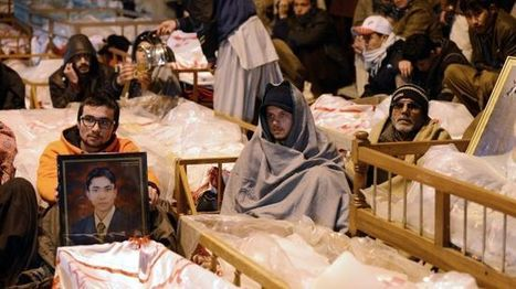 #Pakistan: Shias to bury #Quetta victims | From Tahrir Square | Scoop.it