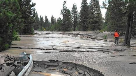Forest Service thinks California's drought caused a massive mudslide | Sustain Our Earth | Scoop.it