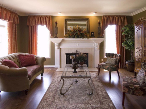 Decorating Ideas for Fireplace Mantels and Walls | Out of the Coldplace | Scoop.it