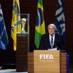 Football as a catalyst for social change: no football without ethics and integrity - Fifa.com | Sports Ethics: Bailey, D | Scoop.it