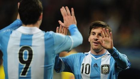 World Cup 2014: Argentina Team Profile - Fox News Latino | World Cup   2014 | Scoop.it