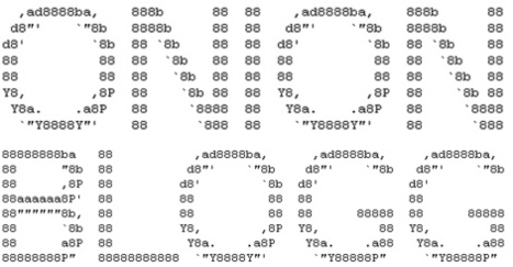 Ascii art | ASCII Art | Scoop.it
