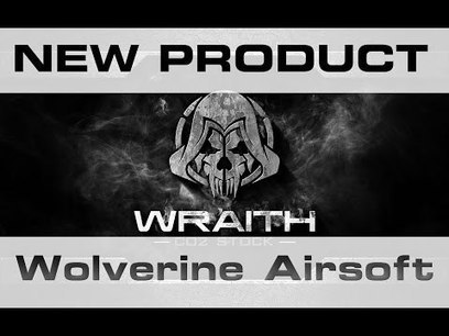 MAJOR NEWS from Wolverine Airsoft: WRAITH & BOLT! | BGA Tactical Systems | Scoop.it