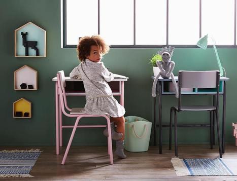 Rentrée : conseils pour aménager une chambre d'enfant | décoration & déco | Scoop.it