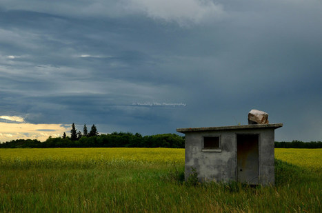 Rock House | Abandoned Houses | Scoop.it
