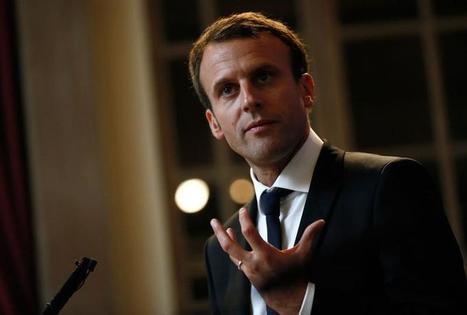 Emmanuel Macron a signé les quatre premiers engagements pour la croissance verte ou green deal | Déchets & Assainissement | Scoop.it