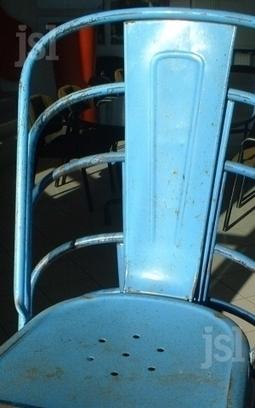 L'entreprise Tolix et sa chaise A : du made in France !   Ameublement   Scoop.it