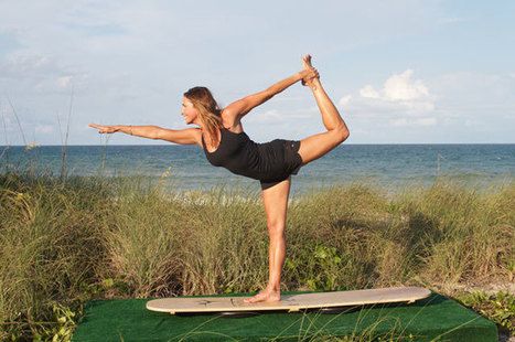 Indo Board Balance Trainers launch Yoga Board | balanceandboards.com | Scoop.it