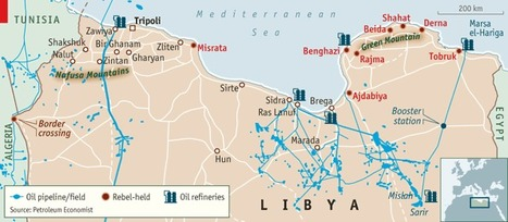 Closing in on Tripoli | Human Rights and the Will to be free | Scoop.it