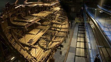 Mary Rose warship: Full view revealed after museum revamp - BBC News | ScubaObsessed | Scoop.it
