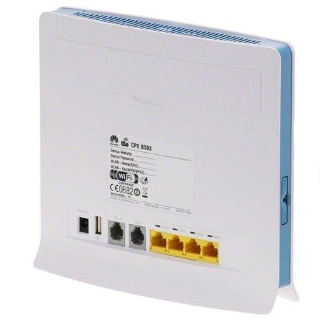Bouygues lance un routeur 4G pour entreprises, associé à 50 Go de trafic | La veille en ligne d'Open-DSI | Scoop.it