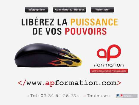 APFORMATION : Formation informatique Toulouse | AP FORMATION | Scoop.it