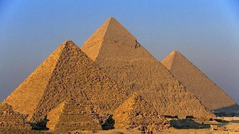 Detenciones en Egipto por robar y vender piedras de las Pirámides | Egiptología | Scoop.it