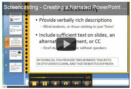 Student Screencasting - LiveBinder | REC:all | Scoop.it