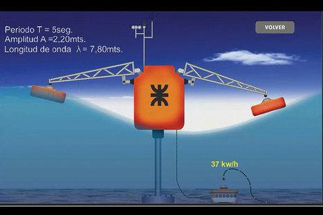 Universidad Diseño y Desarrollo Productivo | Energy from the Sea | Scoop.it