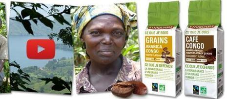 Reportage de TV5 monde sur le café équitable au Congo | ETHIQUABLE | Scoop.it