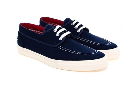 Junya Watanabe Canvas Boat Shoes • Highsnobiety   COMME des   Scoop.it
