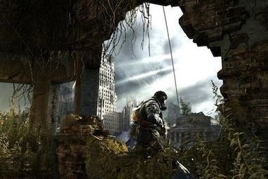 Metro Last Light : 10 minutes de gameplay vidéo | High tech,multimedia et jeux video | Scoop.it