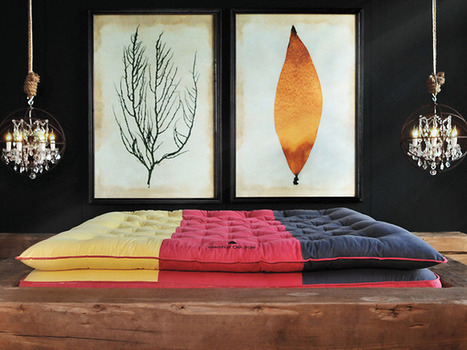 Timothy Oulton's High-End Beds - Los Angeles Confidential | Acquiring Things For My Bedroom | Scoop.it