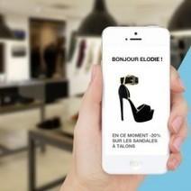 HappyBeacon interagit avec le client en magasin | Mobile Software and Architecture | Scoop.it